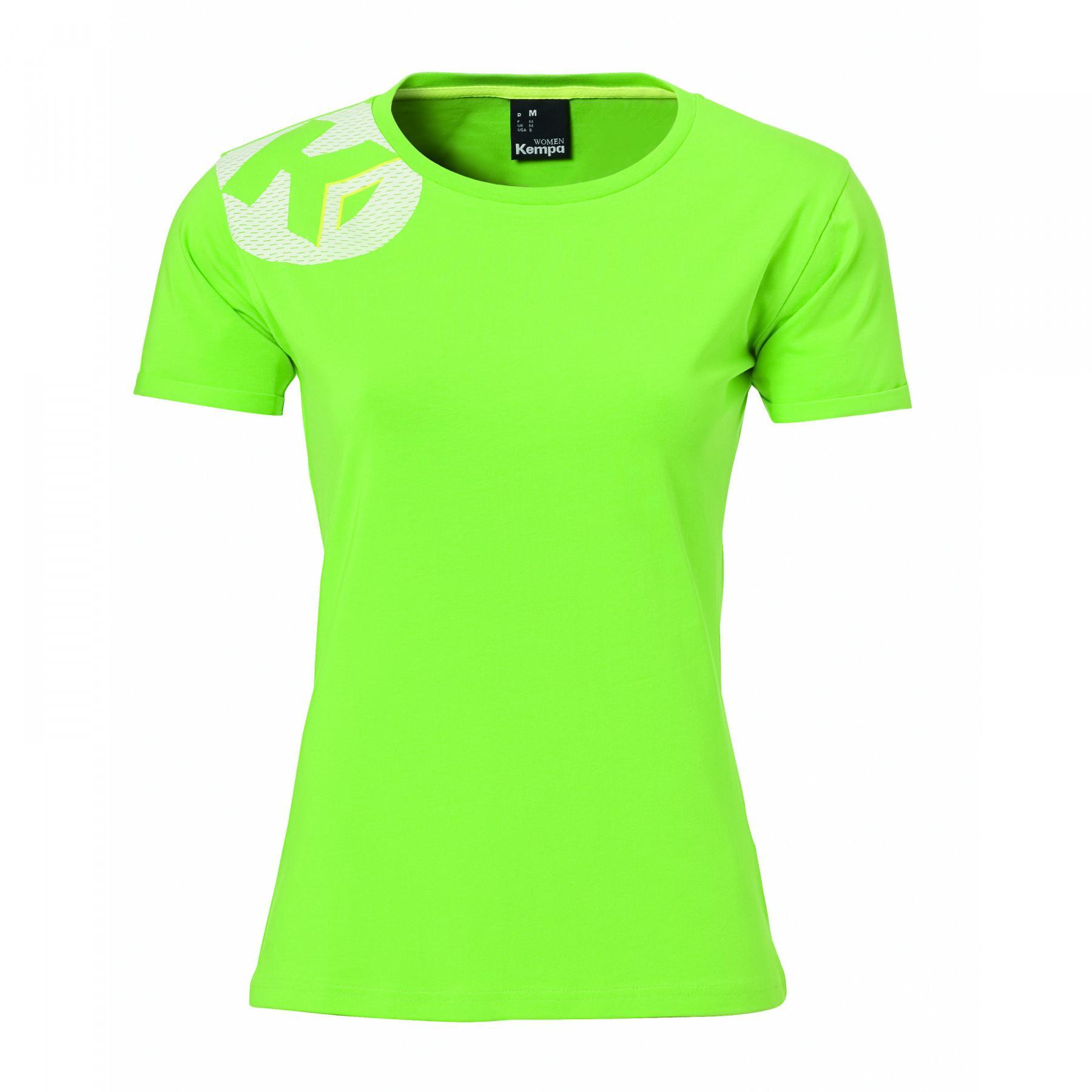T-Shirts Femme hummel Core Poly Tee Woman S//S