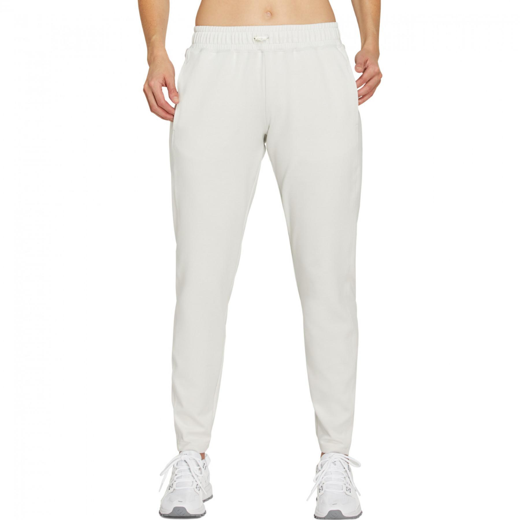 Trousers woman Asics Thermopolis Travel Tapered