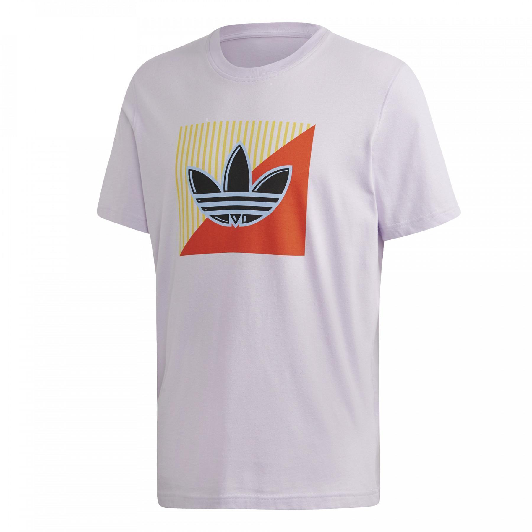 T-shirt adidas Originals Diagonal Logo