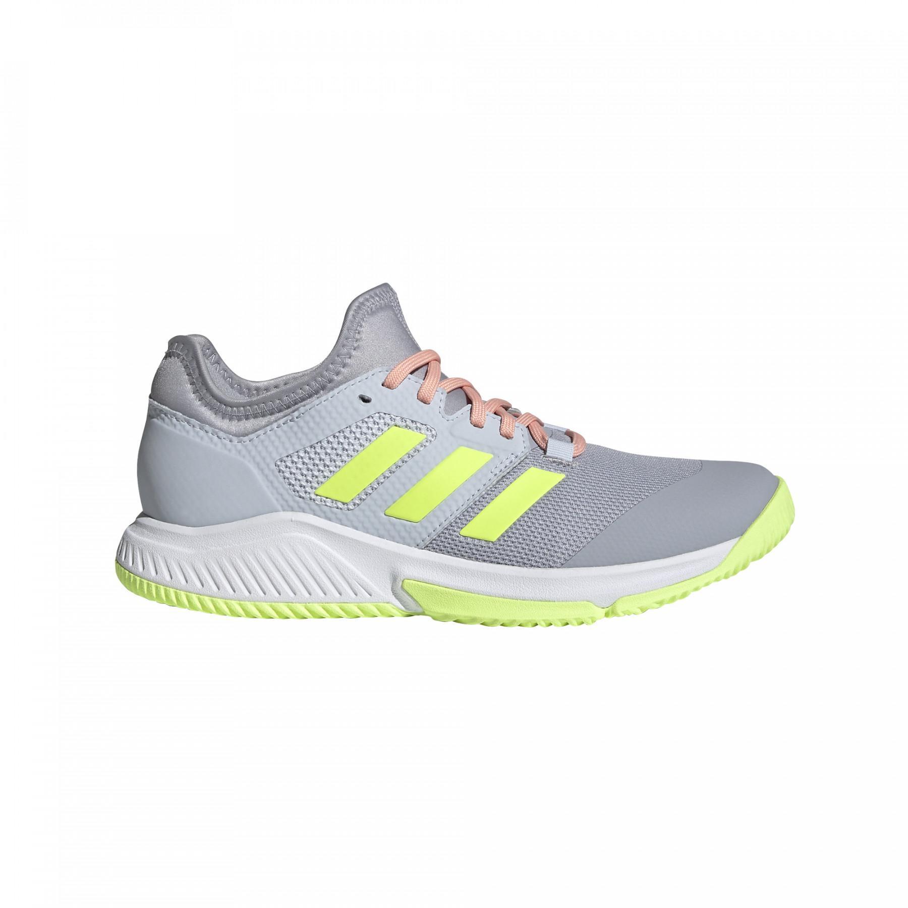 Chaussures femme adidas Court Team Bounce