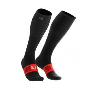 High Socks Compressport oxygen