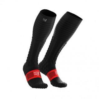 High Socks Compressport oxygen