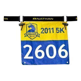 Nathan Race Number 2.0 Bib Belt