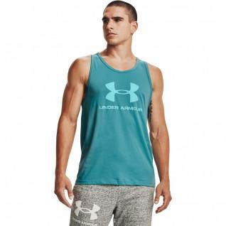 Under Armour Sportstyle Tank Top Logo