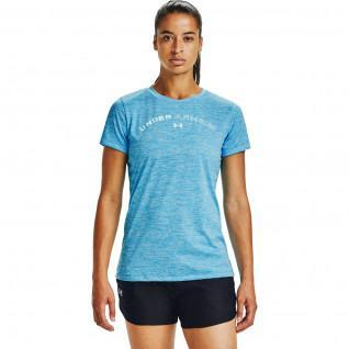 Women's Under Armour short-sleeved T-shirt Tech Twist Graphic LU
