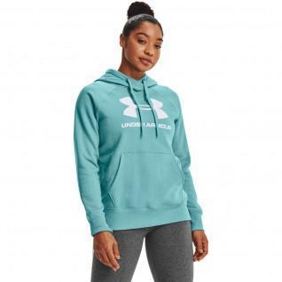 Under Armour Women's Hoody with Rival Fleece Logo