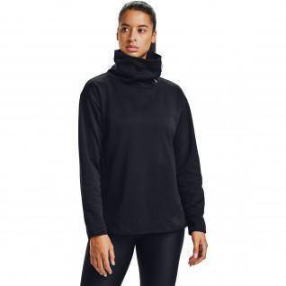 Women's Funnel Neck Sweatshirt Under Armour Fleece