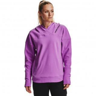 Women's Under Armour recover Fleece Hoody