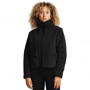 Jacket woman Under Armour Legacy Sherpa Swacket