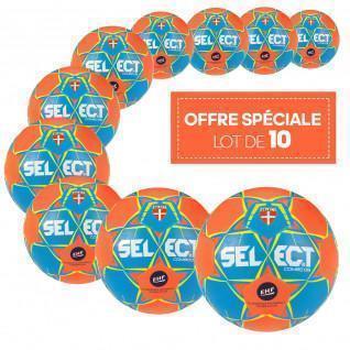 Set of 10 Select Combo DB handballs