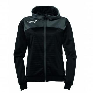 Hooded Jacket Kempa Woman Emotions 2.0