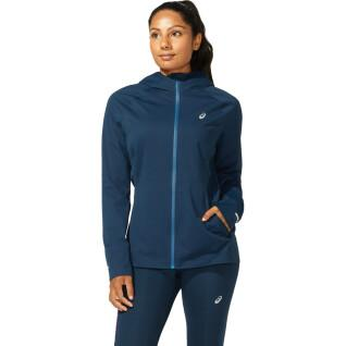 Hooded jacket woman Asics Accelerate