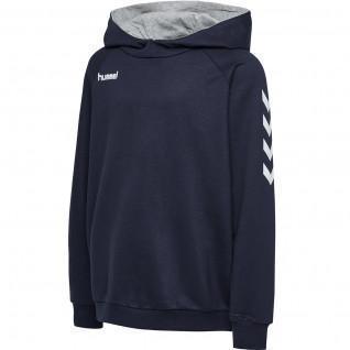 Hooded sweatshirt for children Hummel hmlGO cotton