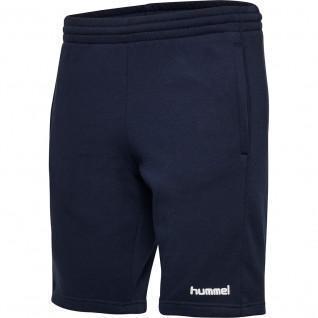 Short woman Hummel hmlgo cotton