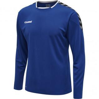 Hummel Long Sleeve Authentic Poly