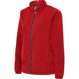 Women's jacket Hummel Full Zip Fleece North