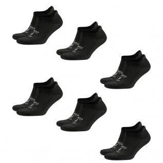 Set of 6 Balega socks Hidden Comfort