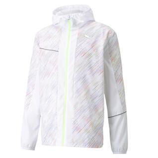Jacket Puma Run Graphic