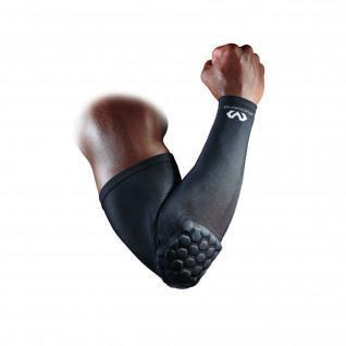 "protective sleeve McDavid Hex ""Power Shooter"" Black"