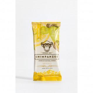 Chimpanzee energy bar vegan (x20): lemon 55g