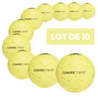 Set of 10 adidas Comire Twist handballs