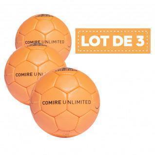 Set of 10 adidas Comire Unlmtd handballs