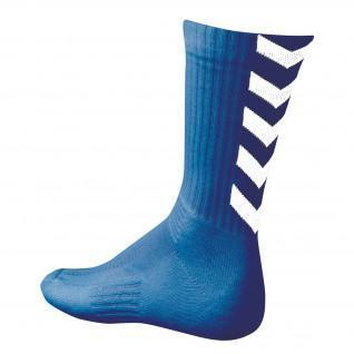 Socks Hummel Authentic Indoor - Royal / White