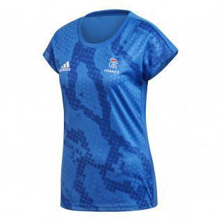 Training of Women Jersey Adidas Handball Team France