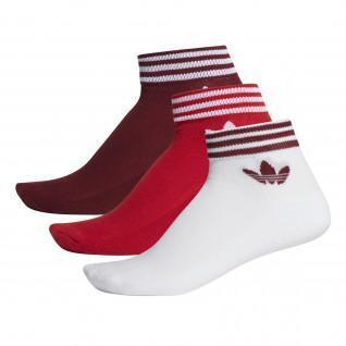 Socks Adidas Trefoil (x3)