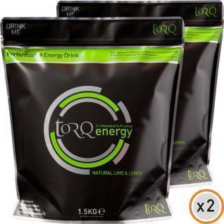 Drinks TORQ Energy – 1,5kg x 2