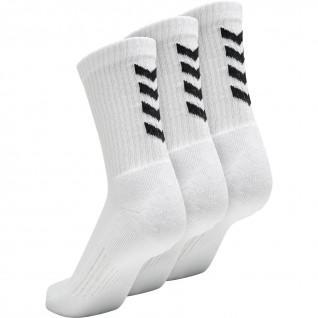 Set of 3 socks Hummel Fundamental