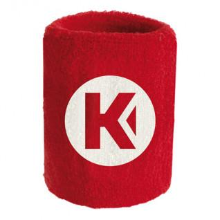 Wrist sponge kempa Core red 9 cm (x1)