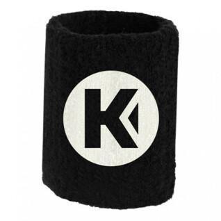 Sponge wrist kempa Core noir 9 cm (x1)