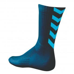 Socks Hummel Authentic Indoor - navy / sky