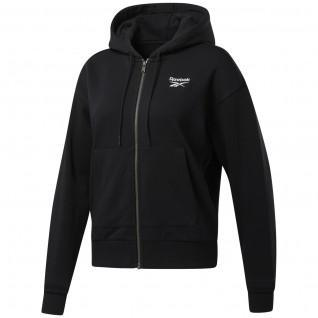 Jacket woman Reebok Identity Zip-Up Track
