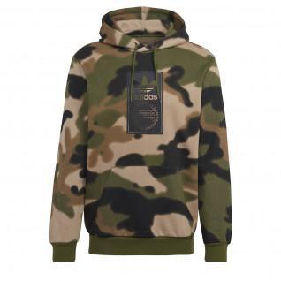 adidas Originals Camo Allover Print Hoody
