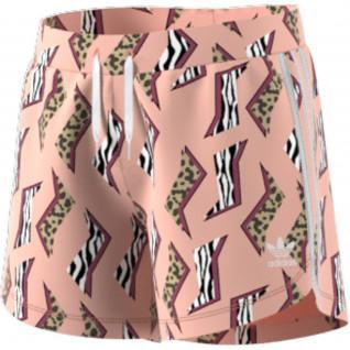 adidas Originals All-over Prints Girl Shorts