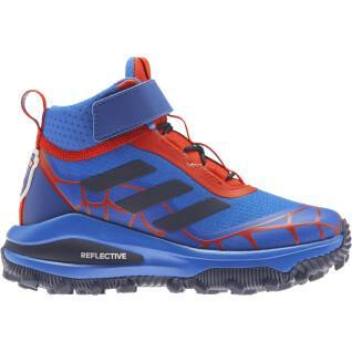 Children's shoes adidas Marvel Spider-Man Freelock Fortarun