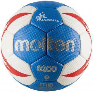 Molten HX3200 FFHB handball Size 3