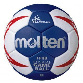 Molten HX5001 FFHB competition handball Size 3