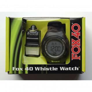Box chrono + Whistle Fox Sonic