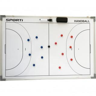 Breakfast Table duplex Handball 30x45cm