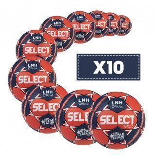 Pack of 10 balloons Select Ultimate LNH Replica 2020/21
