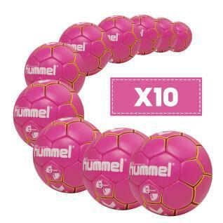 Set of 10 Junior Ball Hummel