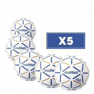 Set of 5 Ball Molten D60