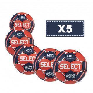 Lot 5 Balloons Select Ultimate Replica NHL 2020/2021