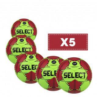 Set of 5 balloons Select Mundo v20/22