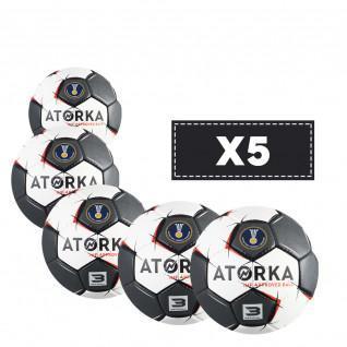Set of 5 balloons Atorka H900