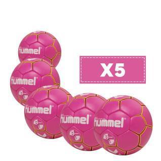 Set of 5 junior Ball Hummel