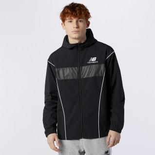 New Balance athletics windbreaker jacket